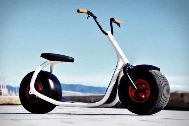 Scrooser - The Urban Eco Vehicle