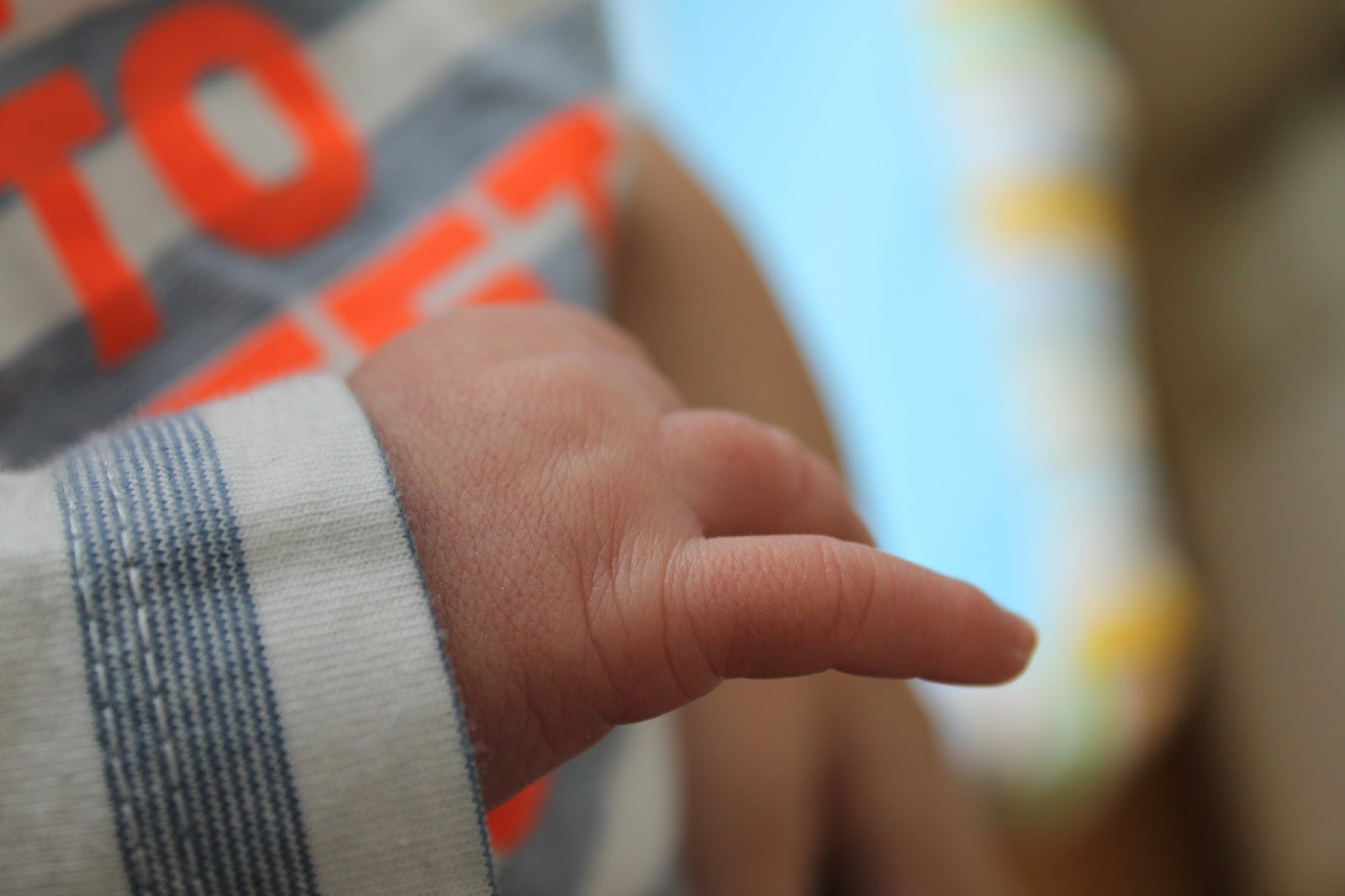 Finger Hand Newborn