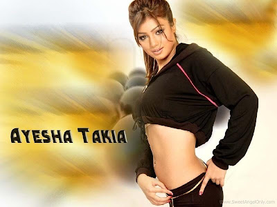 Ayesha Takia Bollywood Babe Wallpaper