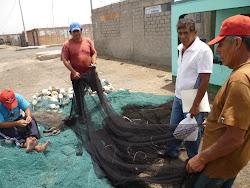 La Pesca en Casma.