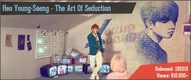 Heo Young-Saeng - The Art Of Seduction
