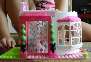 Barbie. Mega bloks.
