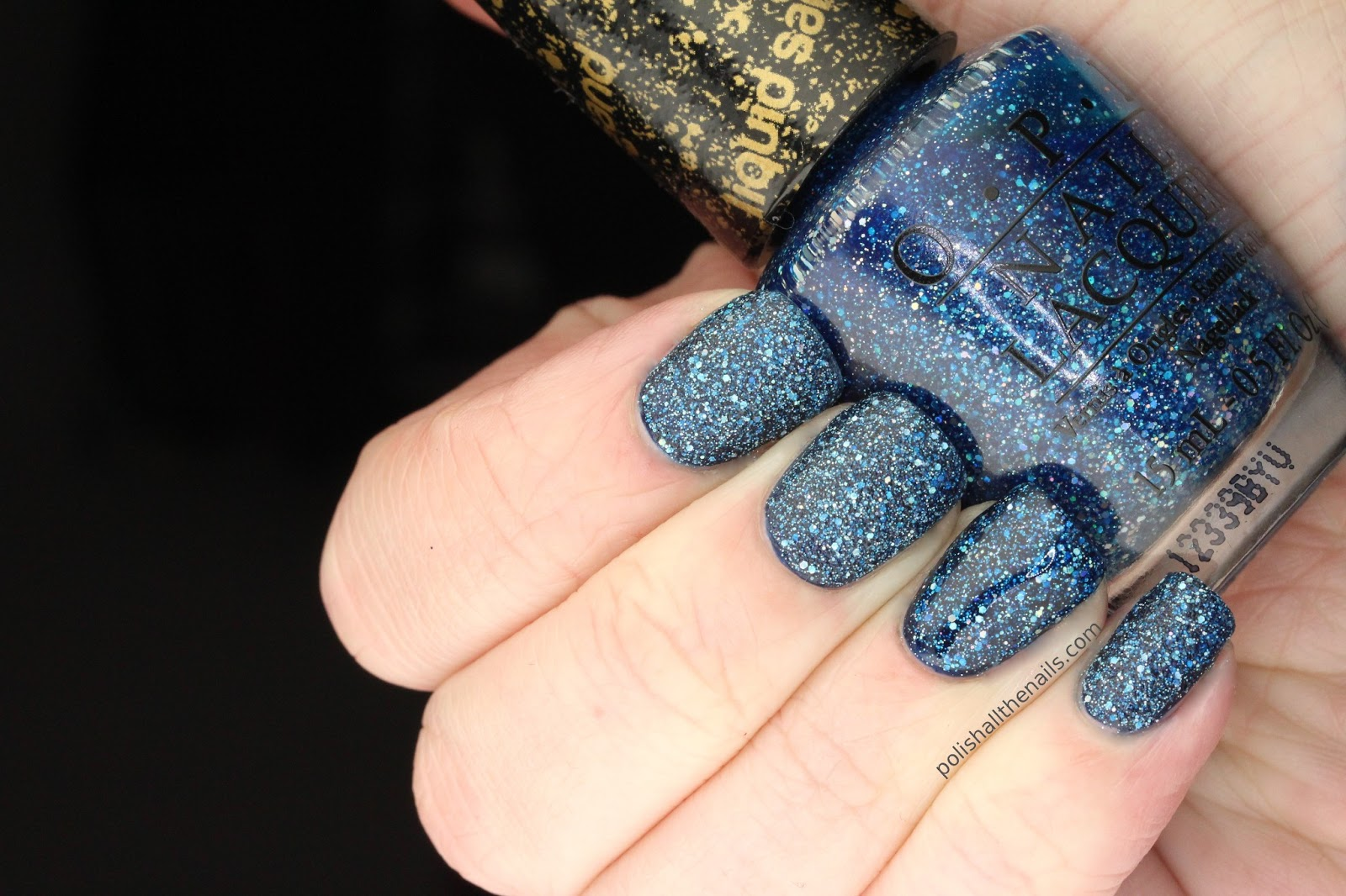 Nail Art Review Opi Liquid Sand Get Your Number