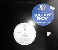 702 – You Don\'t Know (Promo VLS) (1999)