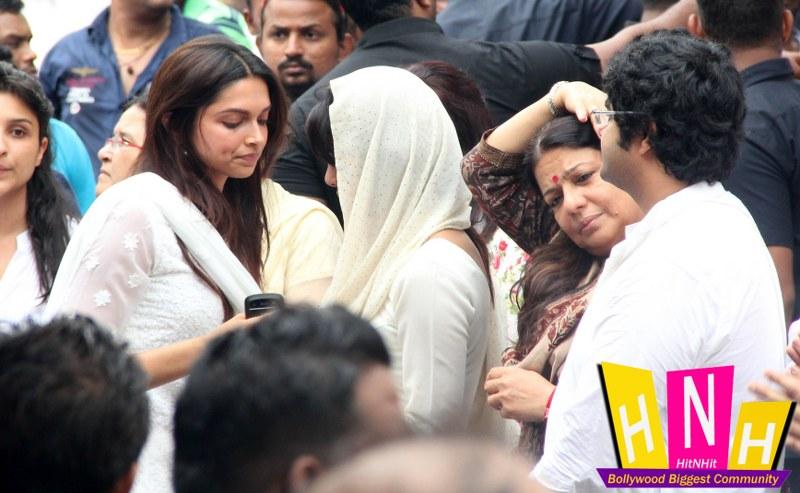 Ashok Chopra Funeral