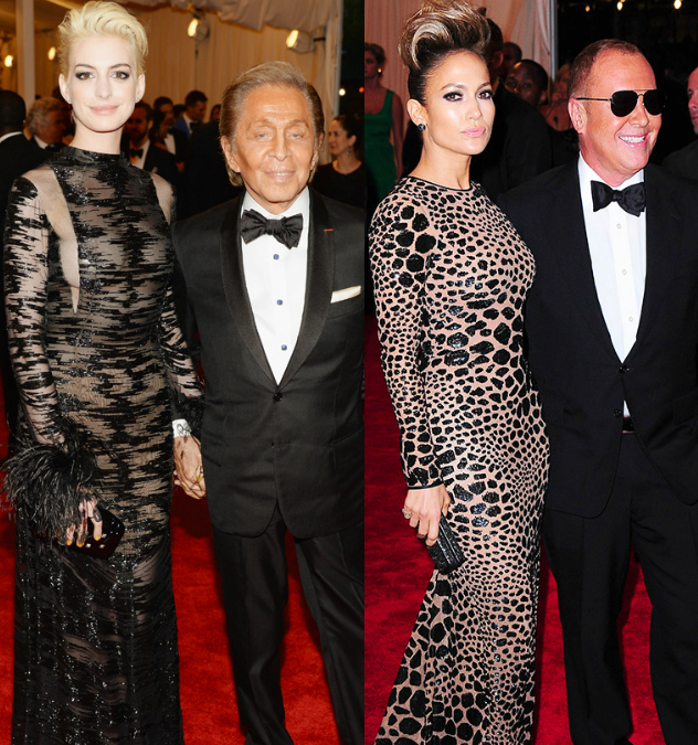 Met Gala 2013 Red Carpet Review