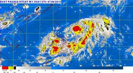 tropical depression dante pagasa
