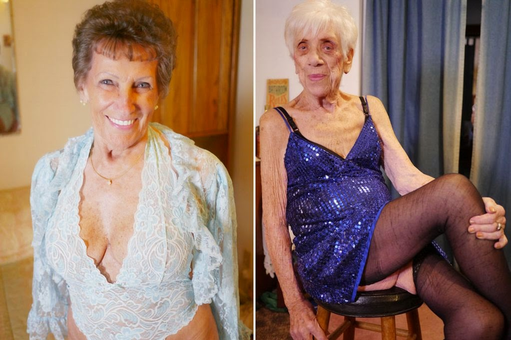 Shirley andrews granny