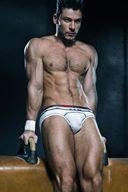 Daniel Garofali Sexy Male Model