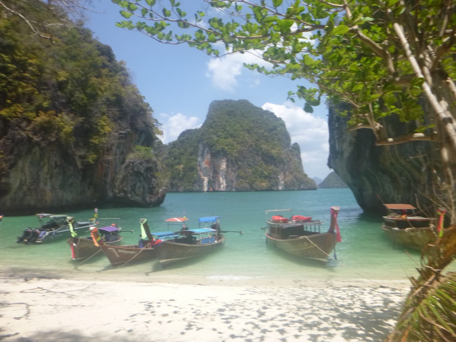 Travel Guide To Thailand: Ao Nang & Krabi - greysuede.com