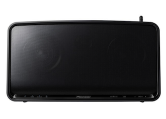 Pioneer XW-SMA3-K A3 AirPlay Speakers