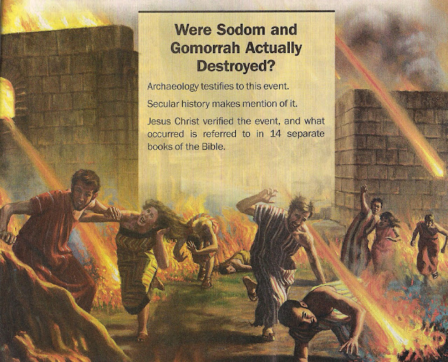 Were Sodom and Gomorrah Actually Destroyed? Archaeology testifies to this event. Secular history makes mention of it. Jesus Christ verified the event, and what occurred is referred to in 14 separate books of the Bible.
