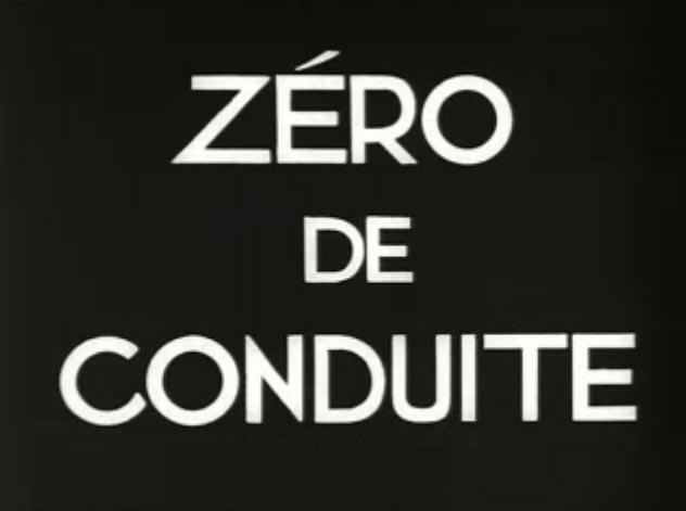 Fotograma de la película Zéro de conduite, de Jean Vigo