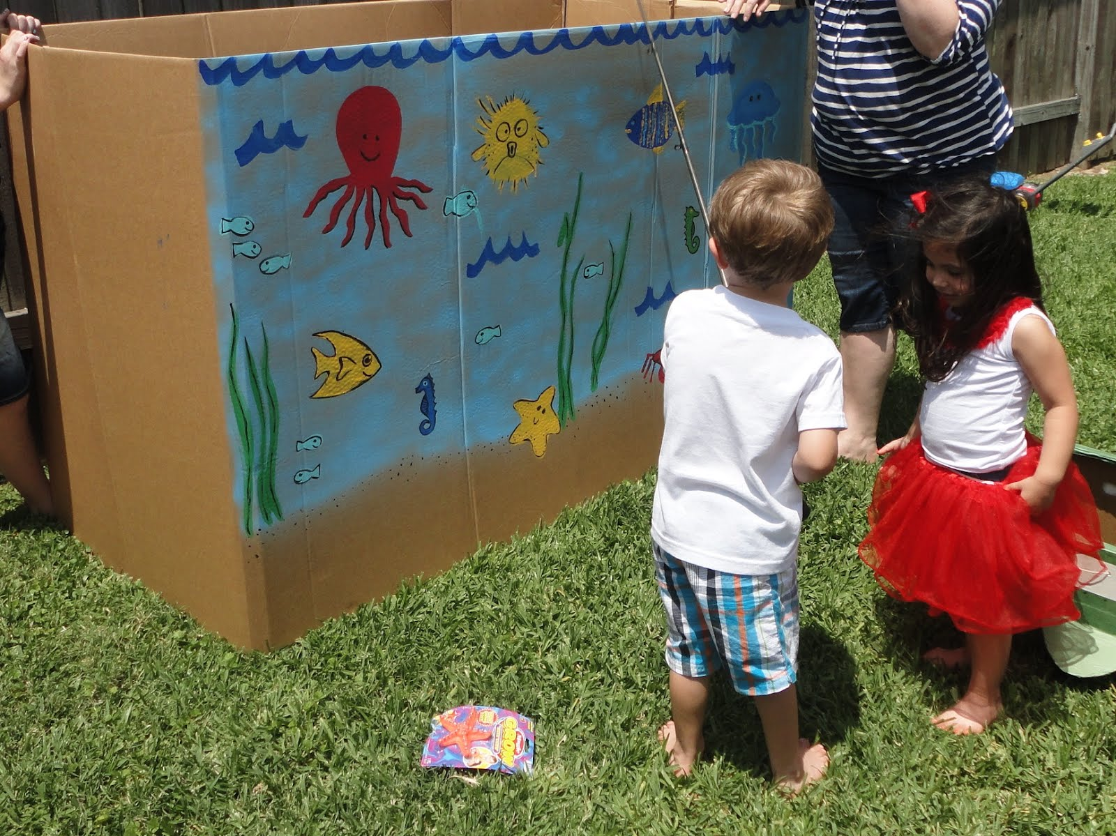 Octonauts party hopper happenings for Fish game