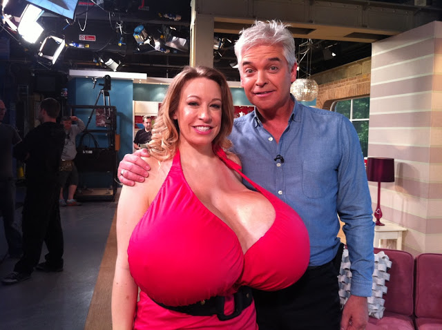 Chelsea Charms Boobs