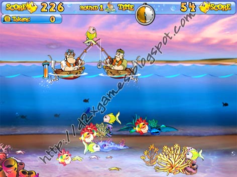 Free Download Games - Fishing Craze