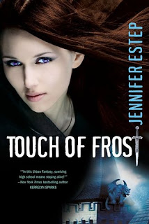 Touch Review: Touch of Frost by Jennifer Estep