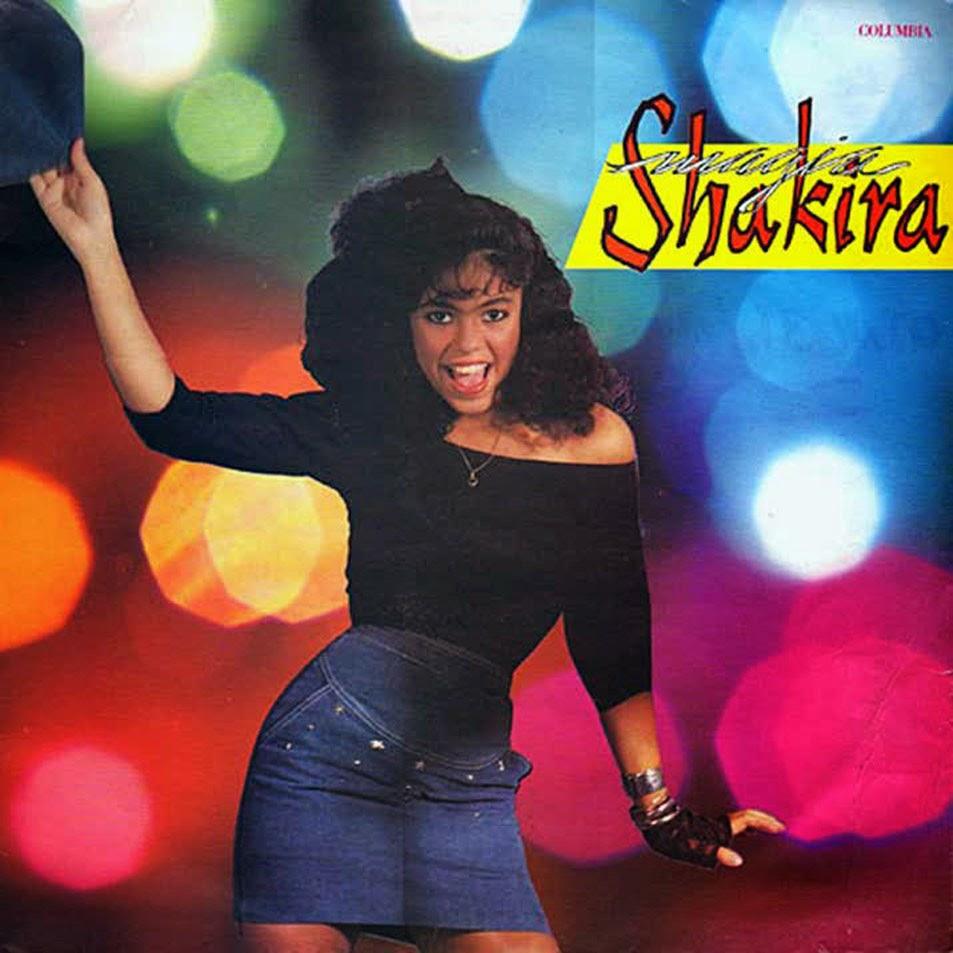 Shakira 1990 - YouTube