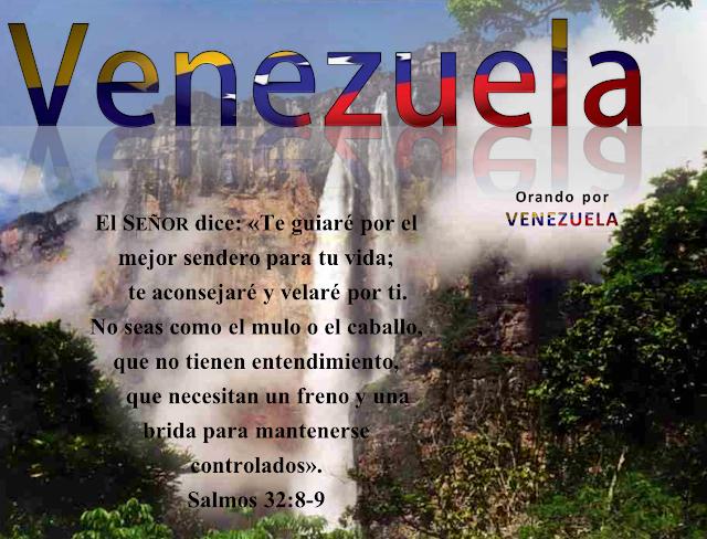imagen orando por venezuela