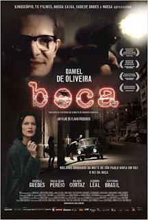 """Poster do filme """"Boca"""""""