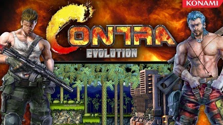 download game contra 6