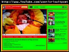 YouTube - Kanal  von  CrisuITPCmT