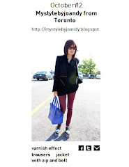 Featured On Zara/PEOPLE. F/W2011