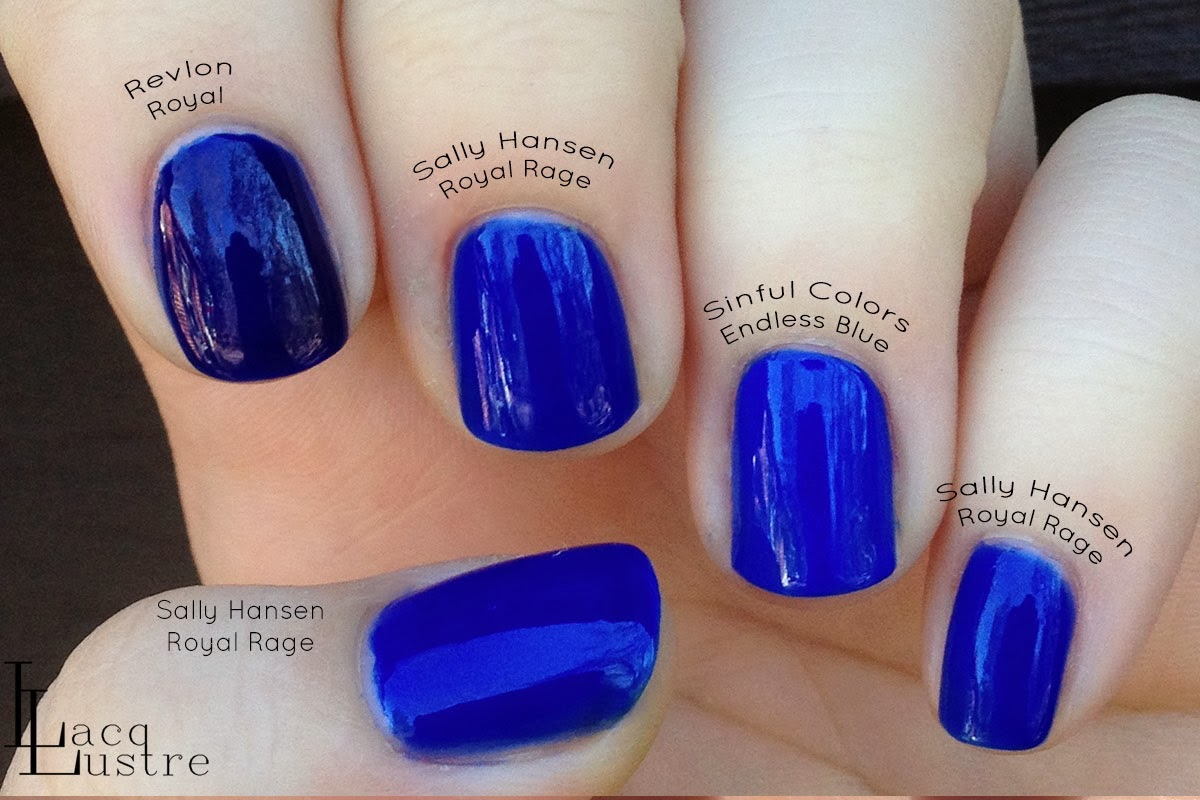 Sally hansen royal rage vs revlon royal vs sinful endless blue 2 jpg