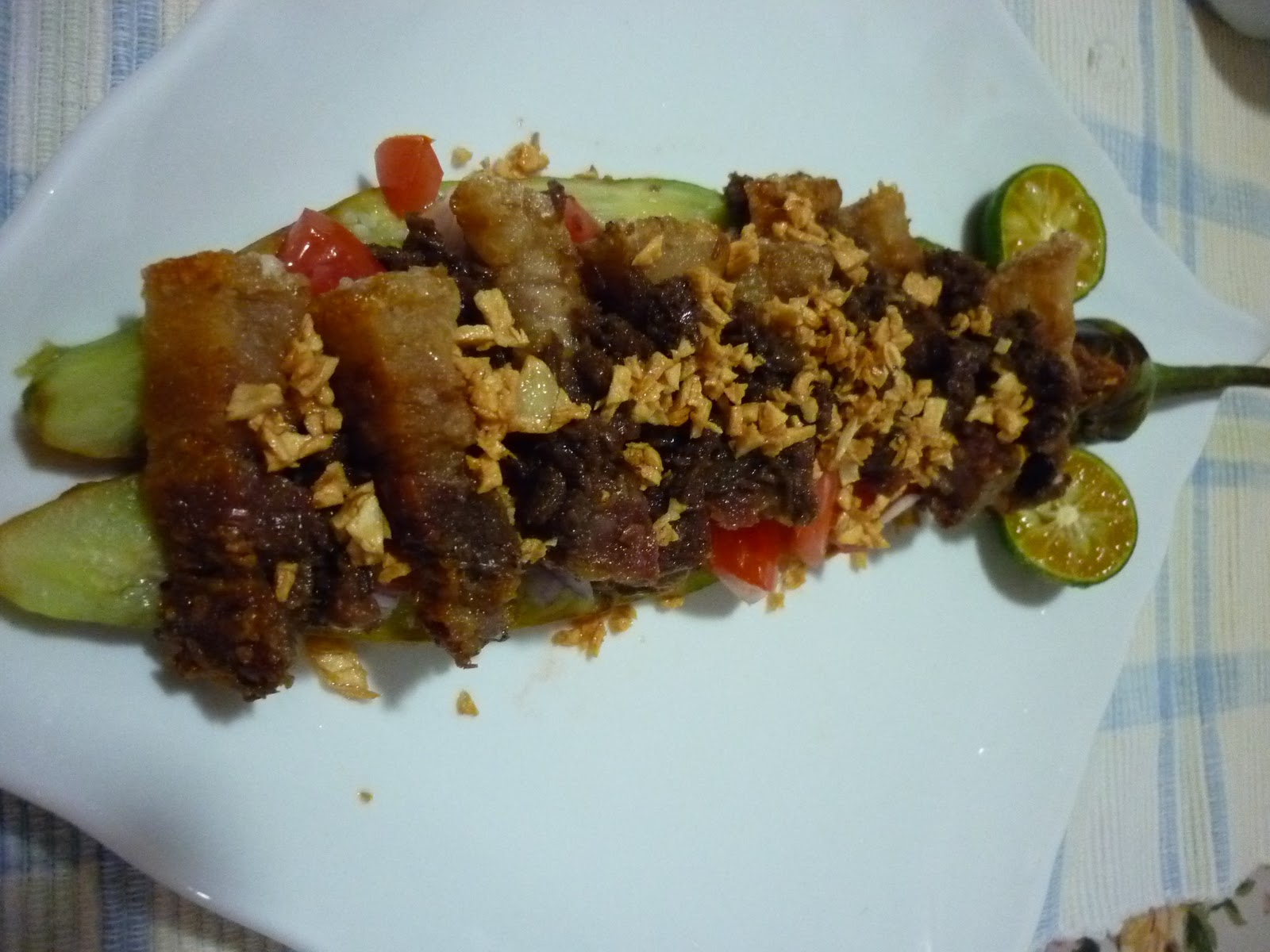 how to cook crispy pork binagoongan