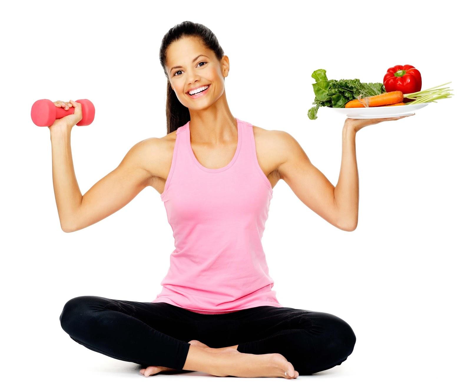 la importancia del deporte y la alimentación sana
