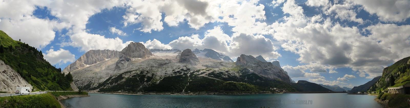 Lago Fedaia