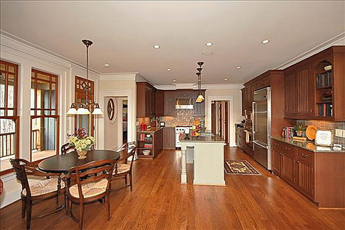 Choosing Various Options for Kitchens Flooring - Home