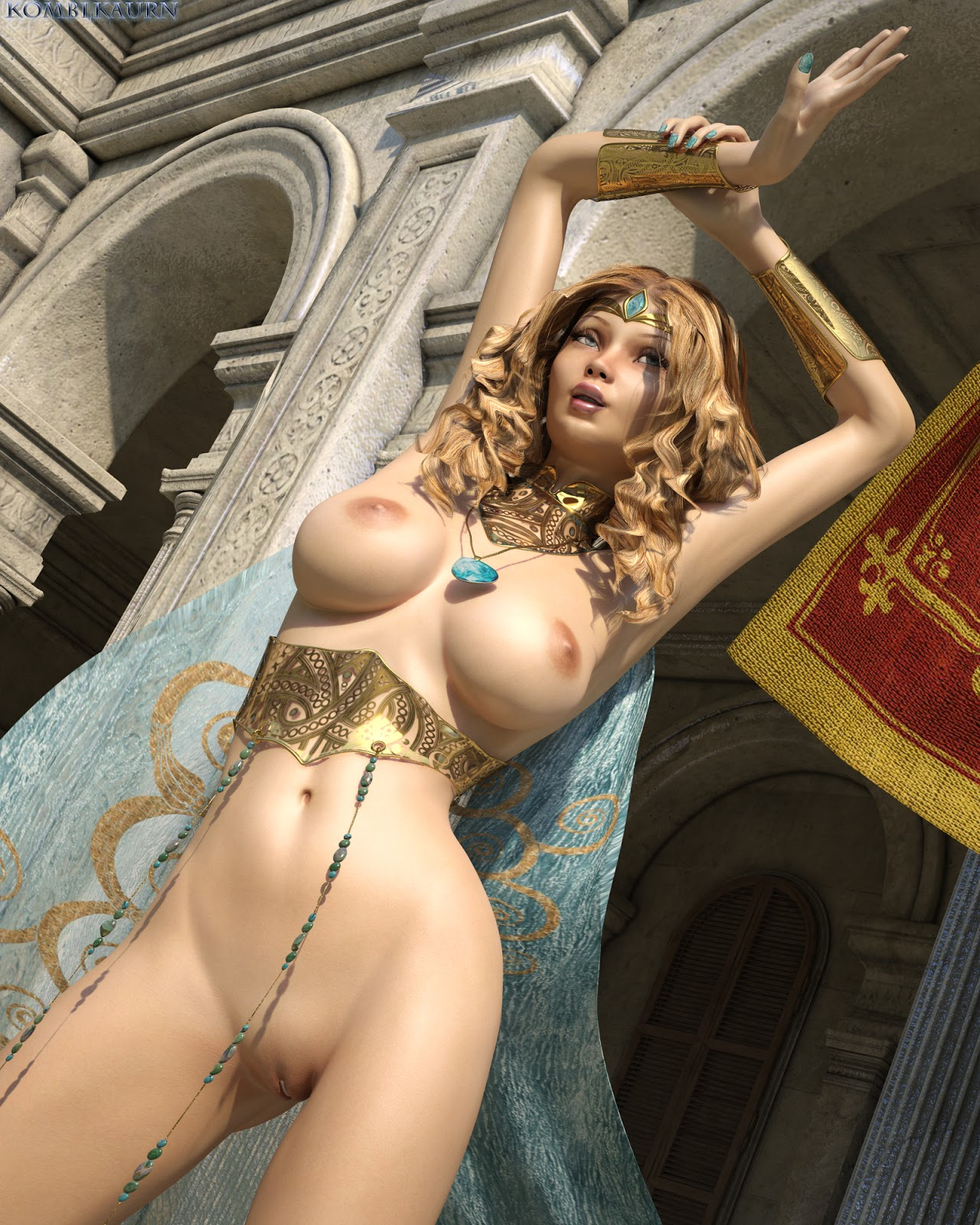 3d fantasy fuckig captured princess naked gallery