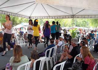 Realizado em novembro de 2011, o 1º Feirinha Fashion promoveu ainda mais a Feirinha de Teresópolis