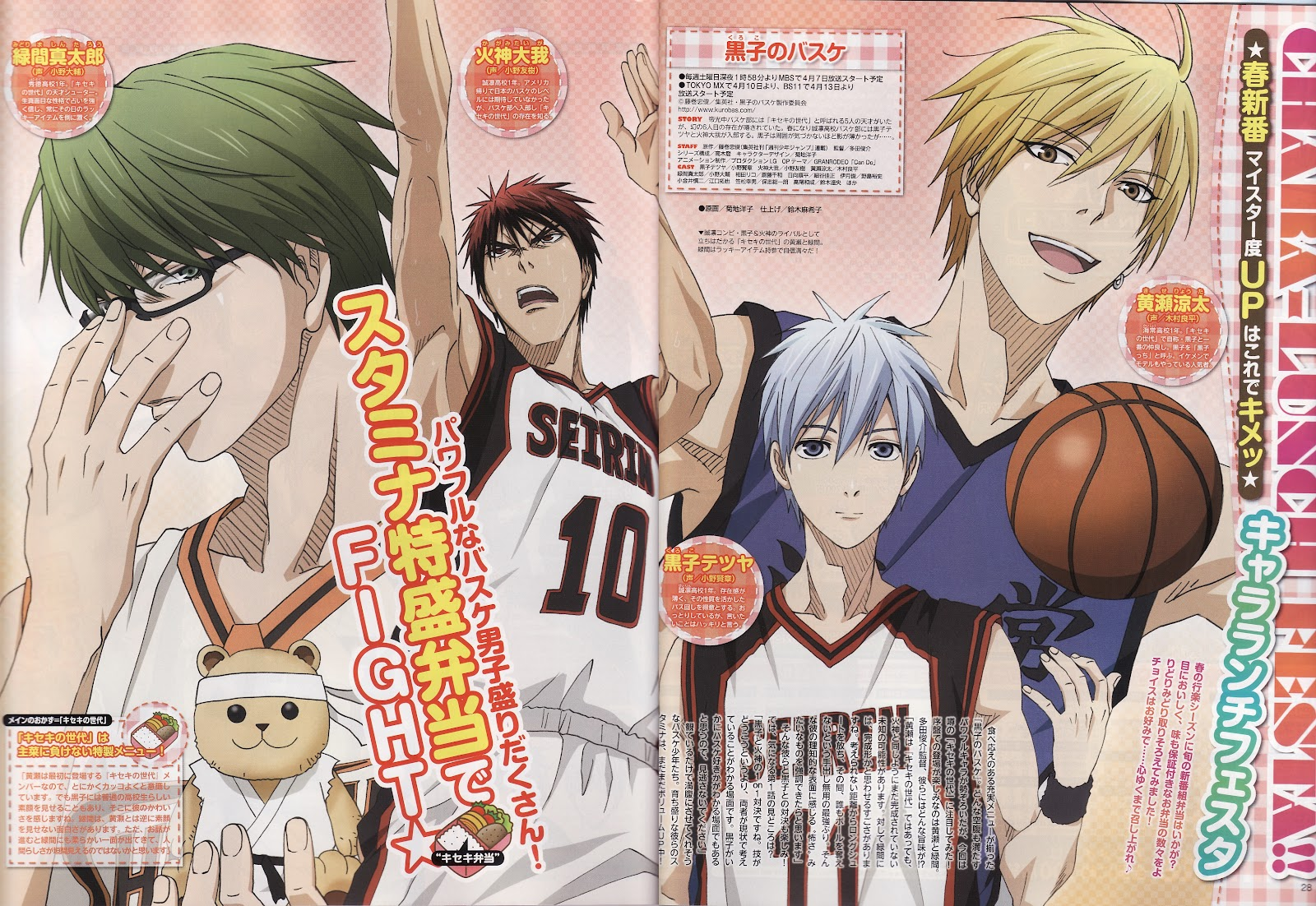Download Soundtrack Kuroko No Basuke Mp3 Songs