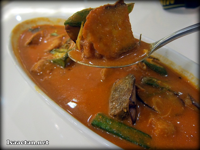 Kapitan Fish - RM14.90 (S) RM18.90 (L)