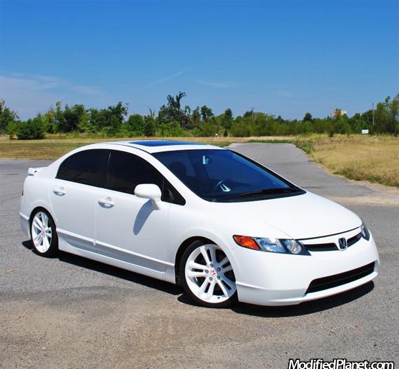 Info Autos Honda Civic Y Sus Cambios