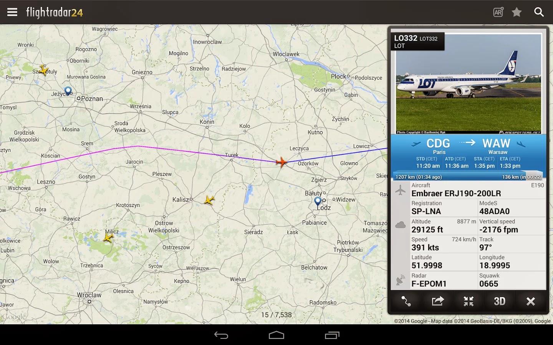 Flightradar24 Pro v5.21