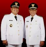 Bupati dan Wakil Bupati Labuhanbatu Utara