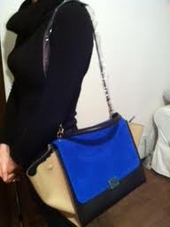 Purse Fairy: Modeling Pictures of Celine Handbags