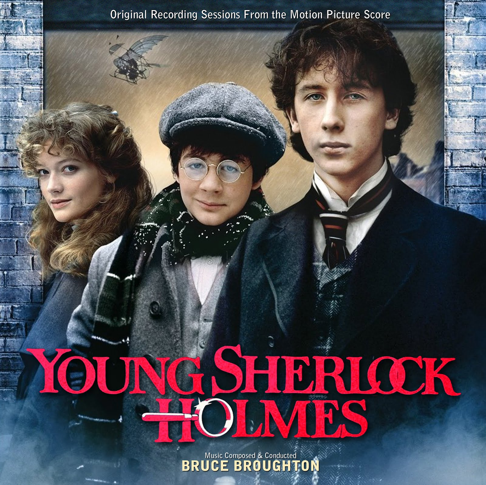 young sherlock holmes Young sherlock holmes (also known with the title card name of pyramid of fear) is a 1985 american mystery adventure film directed by barry levinson and written by chris columbus, based on the characters created by sir arthur conan doyle.