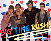 Big Time Rush con nuevas franjas en América latina bigtimerush