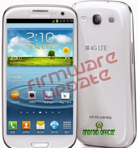 Samsung Galaxy S3 LTE SHV-E210K