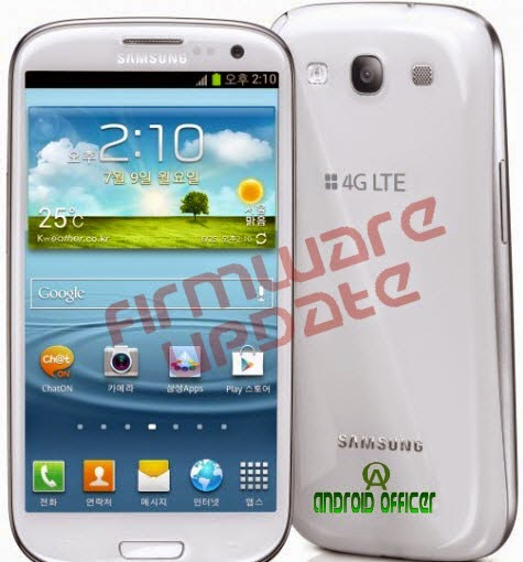 Samsung Galaxy S3 LTE SHV-E210L