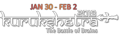 "Kurukshetra 2013 - ""The Battle Of The Brains"""