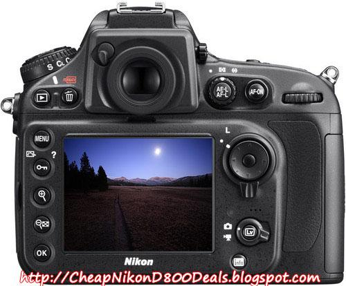 Nikon D800 Coupon 2012