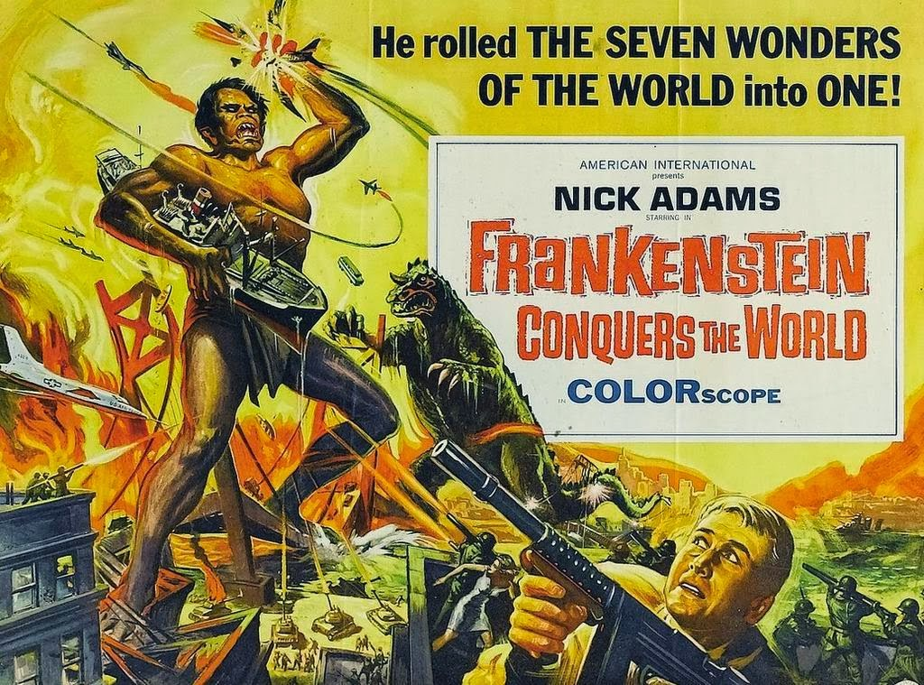 Baragon  Frankensteni Vs Baragon   Frankenstein Conquers the WorldFrankenstein Conquers The World Baragon