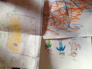 niños, hijos, vacaciones, pirata, princesas, dibujos