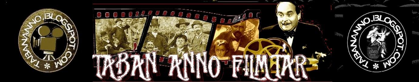 TABÁN ANNO FILMTÁR