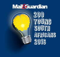 M&G 200 Young South Africans 2016